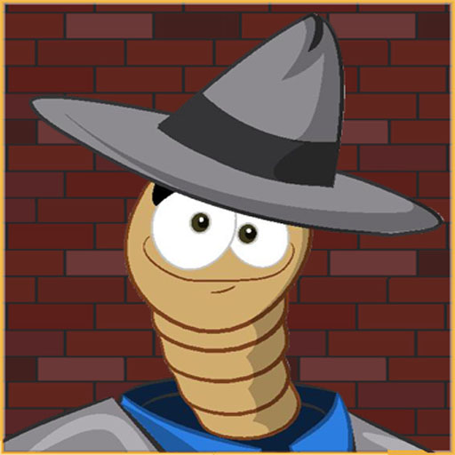 Shoot the worm app icon