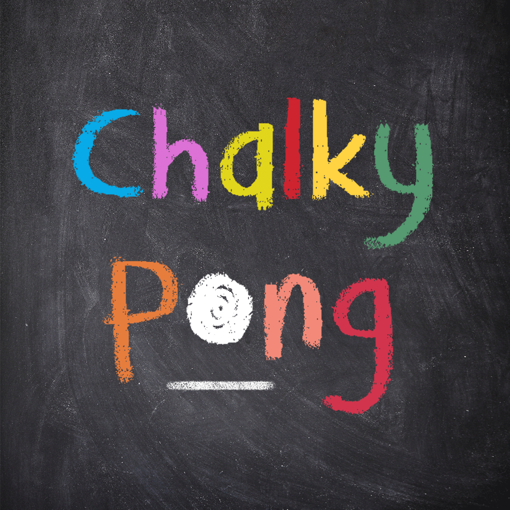 Chalky Pong